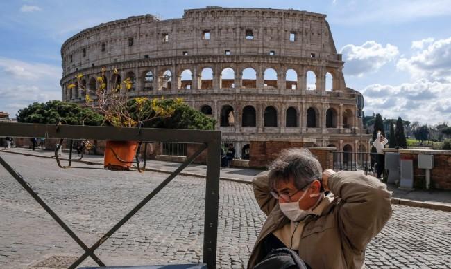 Италия се бори с най-сериозната рецесия след коронавируса