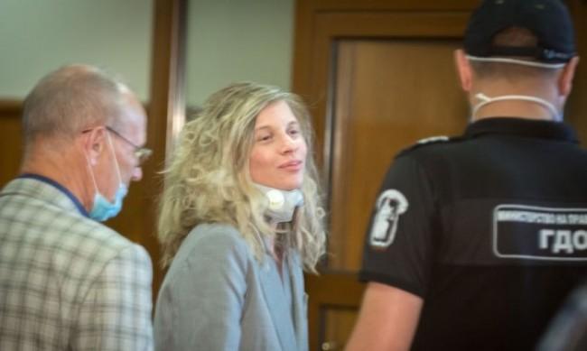 ЛиЛана няма да лежи в ареста, пуснаха я под домашен арест