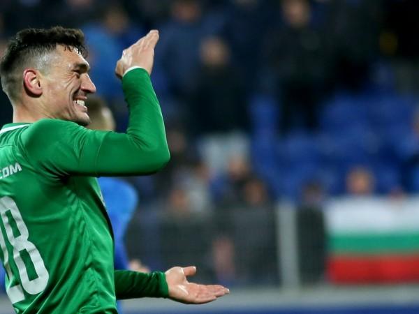 Двама футболисти на Лудогорец са с положителен резултат след тестване