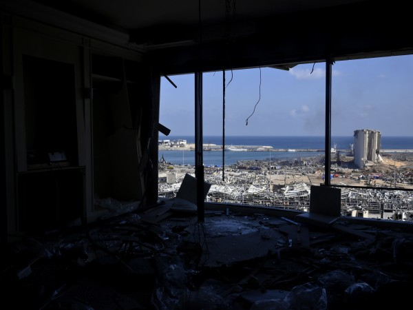 Германска дипломатка е загинала при експлозията в ливанската столица Бейрут