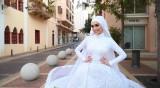 Още сме в шок... Как взривът в Бейрут прекъсна сватбените снимки на Себлани