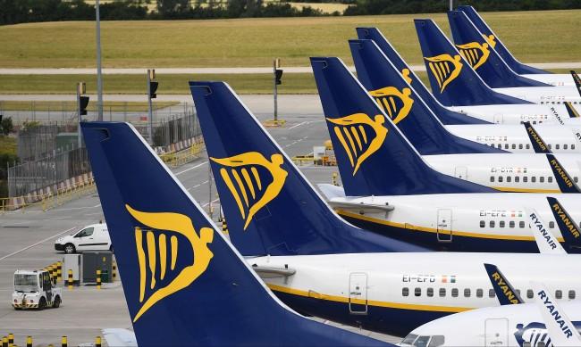Ryanair може да загуби правото си да каца в Италия?