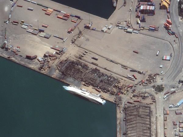 Няма българска следа при фаталния взрив на пристанището в Бейрут.
