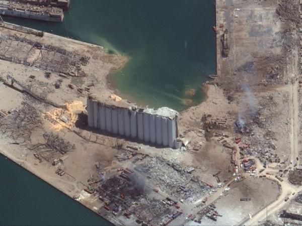 Цял круизен кораб потъна след смъртоносната експлозия, разрушила половината от
