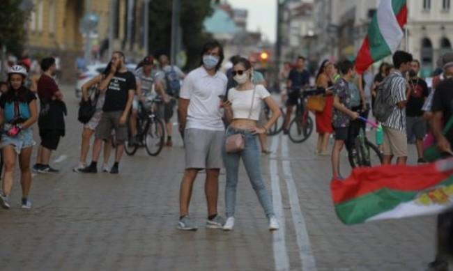 МВР: Възстановено е движението по всички блокирани кръстовища