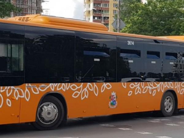 Движението по всички линии на обществения транспорт в София е