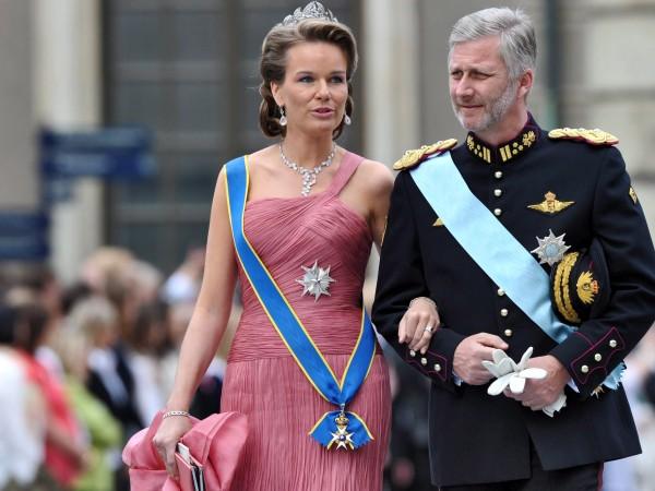 В средата на април белгийският крал Филип навърши 60 години.