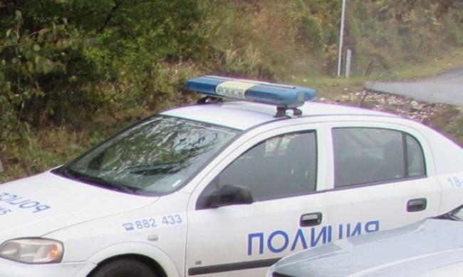 Товарен влекач се вряза под мост на пловдивски булевард