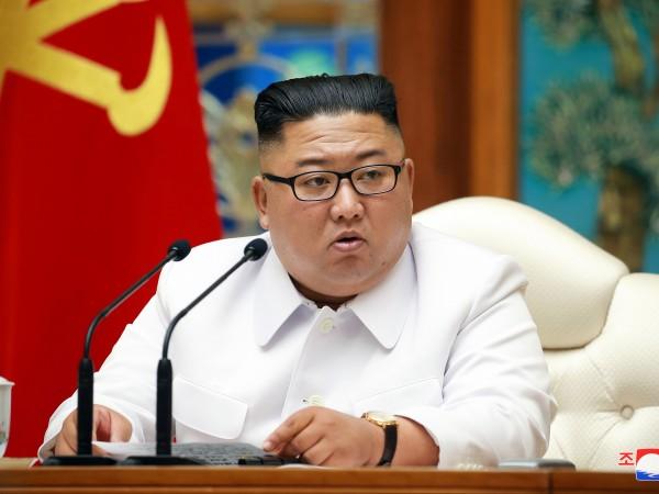 Севернокорейският лидер Ким Чен Ун е посетил южен район на