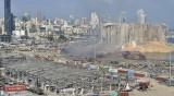 Властите на Ливан са знаели за опасността от товара на взривилия се кораб