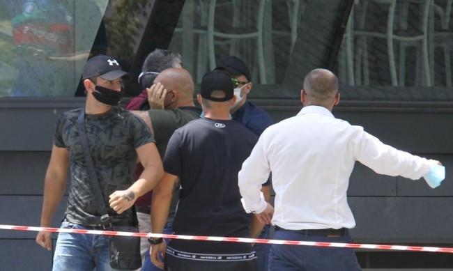 Обвинение за хулиганство за бияча на конференцията на ГЕРБ