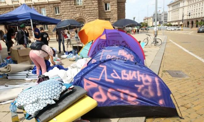 СДВР призовава за мирен протест без насилие и агресия