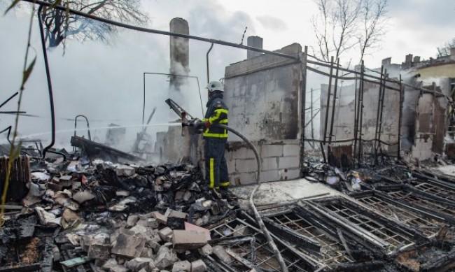 Бедствено положение в Хасково заради пожарите