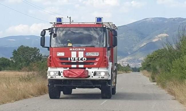 Николов: Нещата с пожарите в страната са под контрол