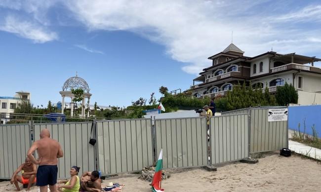 """Доган разговаря с протестиращите в парк """"Росенец"""", прати им сладолед"""
