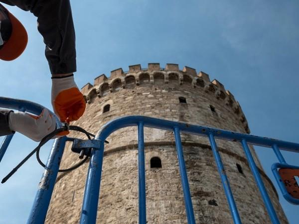 Гръцките власти са поставили под карантина цял хотел в Солун,