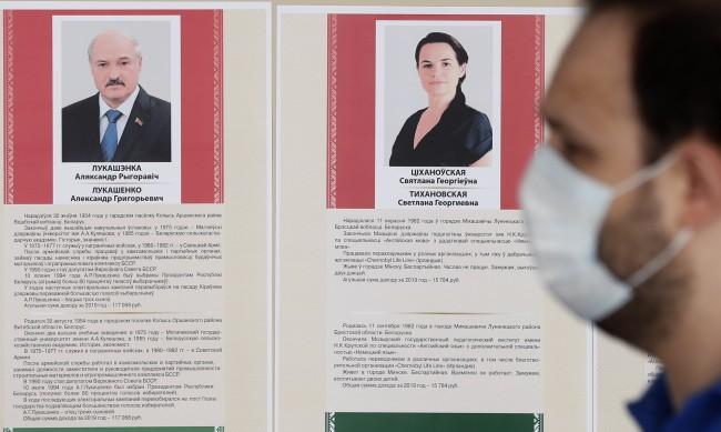 Президентски избори се провеждат в Беларус