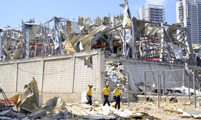 """""""Хизбула"""" искала да използва амониевия нитрат в Ливан срещу Израел?"""