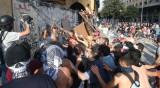 Ливанските спецчасти отново контролират центъра на Бейрут и министерствата