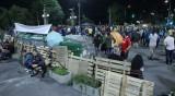 За 32-ри ден: Отново протест в центъра на София