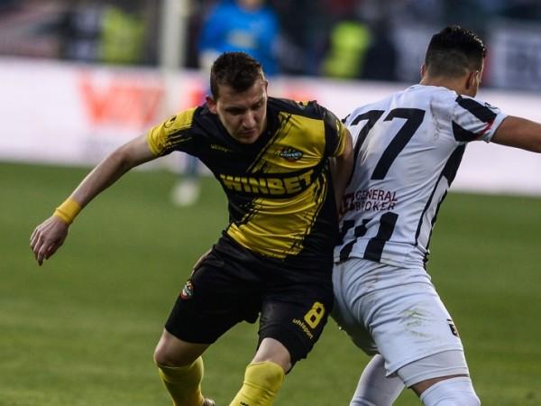 Ботев победи Локомотив с 2:0 в голямото дерби на Пловдив,