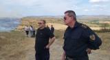 Огънят в Хасковско: Засегнати са около 50 000 декара