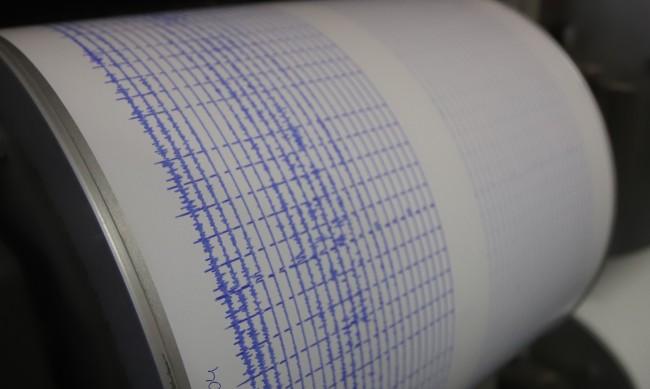Земетресение разлюля района Вранча в Румъния