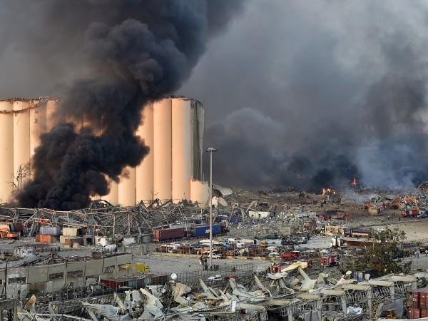 След експлозията на пристанището в Бейрут видяхме гневна реакция от