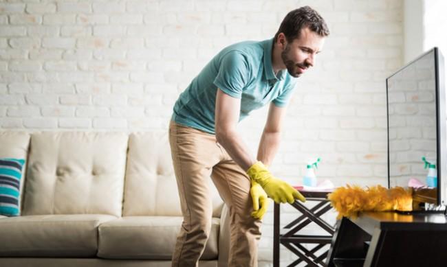 6 грешки в почистването, които правят дома по-мръсен