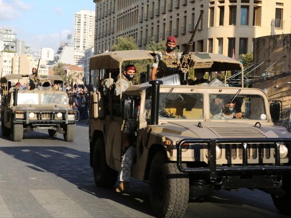 Правителството на Ливан подаде оставка заради разрушителния взрив миналата седмица