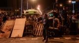 Безредици в Минск, взривно устройство уби един човек