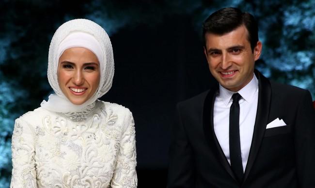 Отношенията в семейство Ердоган - далеч от съвършените