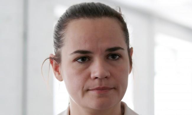 Лидерът на опозицията Тихановска е напуснала Беларус