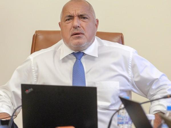 """Прмиерът Бойко Борисов разкритикува опозицията при проверката на магистрала """"Европа"""".Програма"""