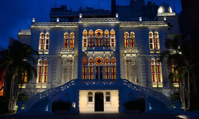 Взривът в Бейрут разруши 160-годишния дворец Сурсок
