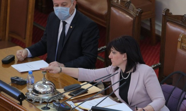 Парламентът се събира извънредно утре, изслушва Борисов