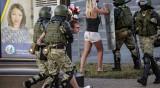В Беларус не стихват протестите след преизбирането на Лукашенко