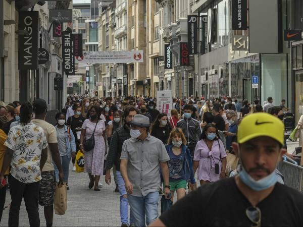 В Брюксел от днес се въвежда задължение за носене на
