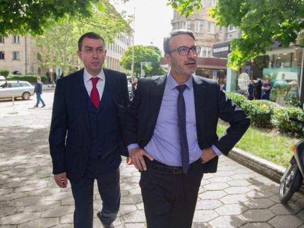 """Бившият министър и настоящ кмет на столичния район """"Средец"""" Трайчо"""