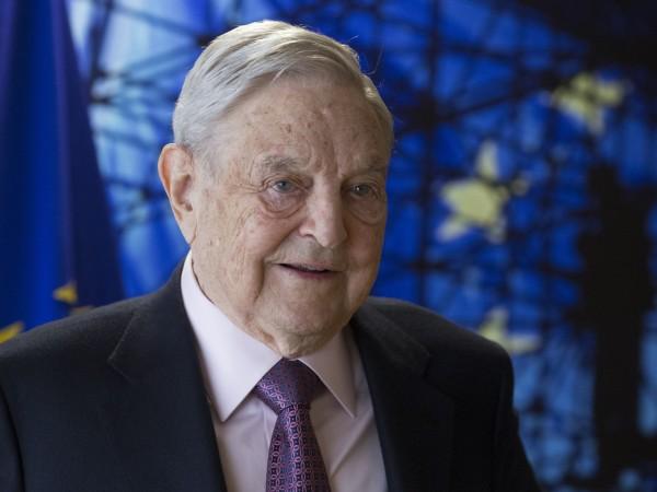 Американският финансист и филантроп Джордж Сорос навършва 90 години на
