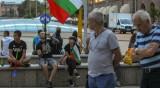 35-ият ден на протест: Спокойна обстановка и три блокирани кръстовище