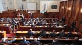 Депутатите се събират извънредно, изслушват Борисов
