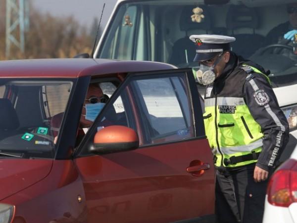 Полицията в Пловдив задържа 51-годишен мъж от Чепеларе, шофирал с