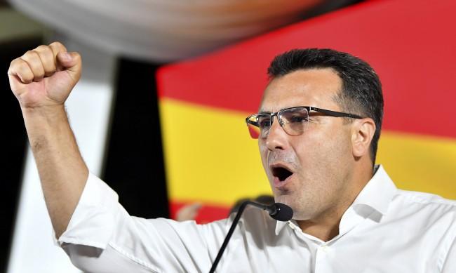 Зоран Заев с мандат за правителство на Северна Македония