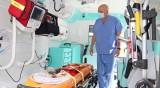 Ген. Мутафчийски прие 8 нови линейки за ВМА