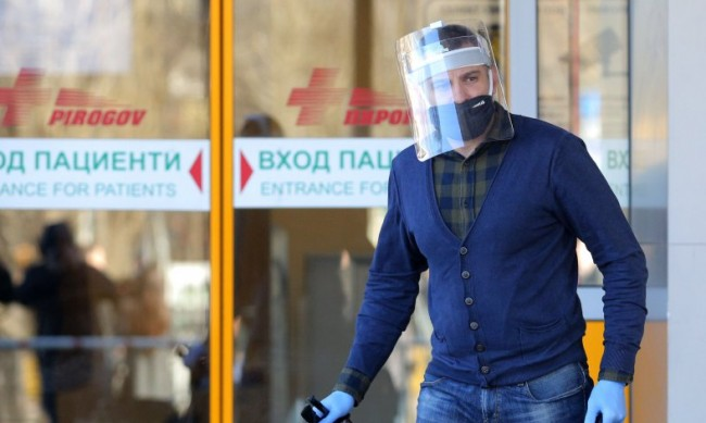 Коронавирусът отне живота на зам.-шефа на полицията в Пазарджик