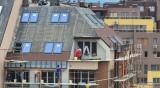 Строителни нередности от Helpbook: Работници без каски, отпадъци и силен шум