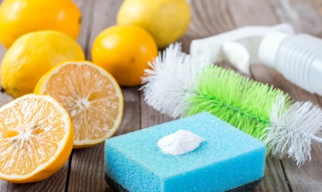 3 евтини трика за почистване на дома