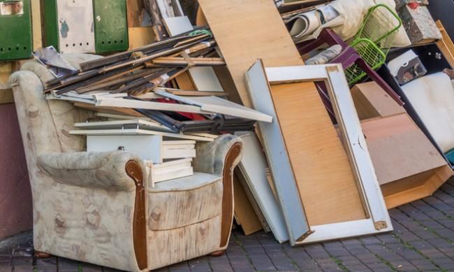 4 стъпки за лесно почистване на дома от старите вещи