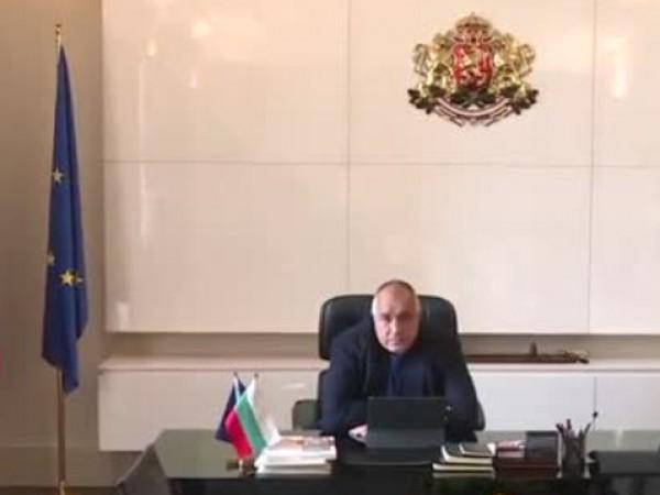 Предложенията на Борисов имат ясна цел – да влезе в